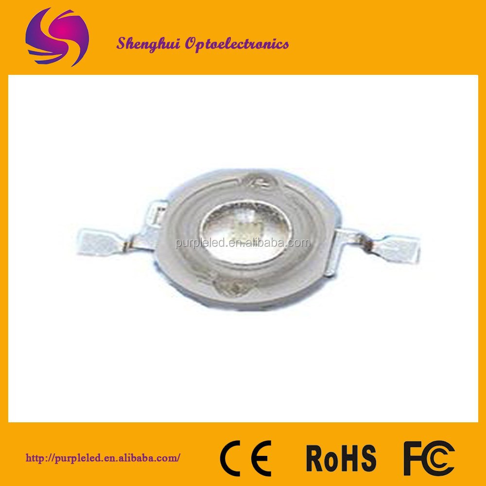 1w White Led_1w High Power Led Diode With Brightlux Chip