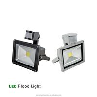 Outdoor LED flood light with motion sensor ip65