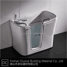 Modern Design Bathroom Disable Bath Tub with Massage Function (CA-A9060)