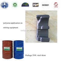 polyurea coatings on EPS foam material