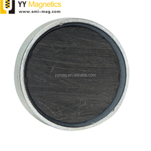 high quality magnetic assembly ferrite pot magnets