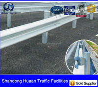 Galvanized Road Safety barrier for Road safety products