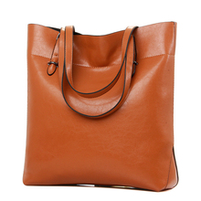 2017 wholesale fashion ladies solid single-shoulder pu leather handbag in stock