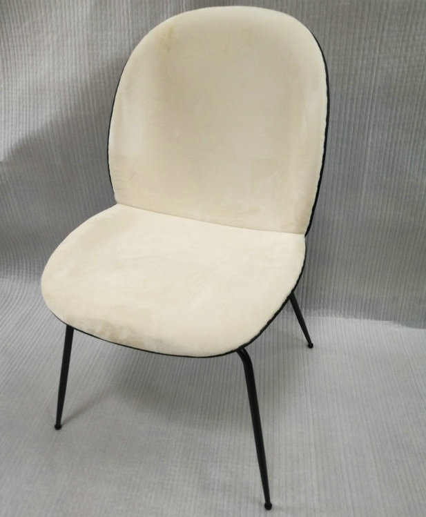 Modern Replica brass leg Gubi Beetle <strong>Chair</strong> for Dining <strong>Chairs</strong>