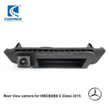 Excellent sony ccd reverse car camera system 12V with IPAS IN-BUILT for Mercedes C Class 2015
