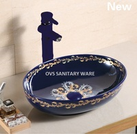 Best quality art color wash basin
