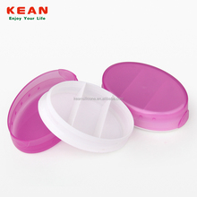 2016 New Style Plastic Pill Holders Wholesale Travel Small Pill Holder