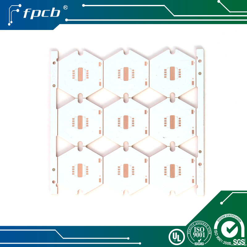 MCPCB supplier top quality copper based core led pcb board