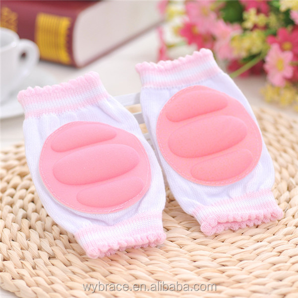 2016 Infant Toddler Baby Knee Pad Crawling Safety Protector/Toddler Knee Elbow Pads/Unisex Bandage Knee Pads