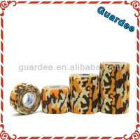 Veterinary products horse camo elastic self-adhesive Cohesive Bandage