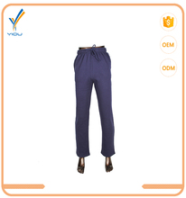 Ladies Pants With Two Side Pocket And One Back Pocket 70% Cotton 26% Polyester 4% Spandex Terry