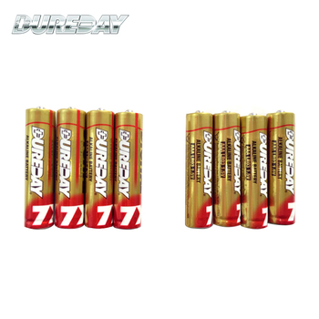LR6/AA DRY max power foil jacket ALKALINE BATTERY