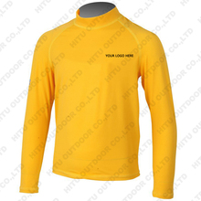 OEM high quality surfing rash guard for kids lycra surfing shirt for boys