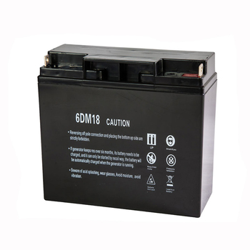Maintenance Free Rechargeable 12V 17Ah 6 FM 17 Battery