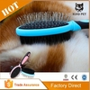 Double Sides deshedding tool & pet grooming brush