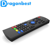 2016 MX3 Keyboard 2.4G Remote Control Fly Air Mouse Wireless Keyboard +Mini Keyboard MX3 6-Axis for XBMC Android Mini PC TV Box