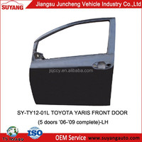 Toyota Yaris 2006/2009 Front Door Auto Spare Parts Replacement