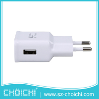 Competitive price white electric EP-TA20EWE usb wall mobile phone charger for samsung