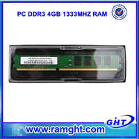 China online selling best price memory ram ddr3 pc10600 1333 4gb