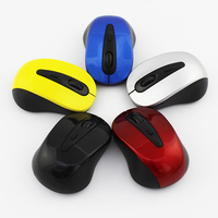 Promotional Wireless Optical Mouse Black Unifying Receiver PC USB mouse