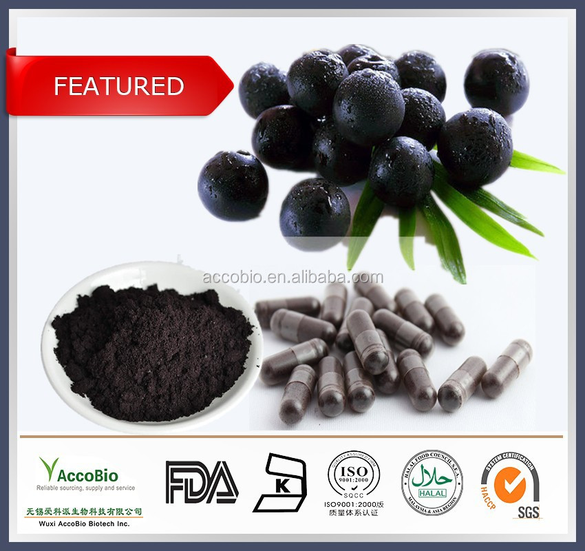 High Quality Acai Berry Extract, Best Price Acai Berry Extract powder