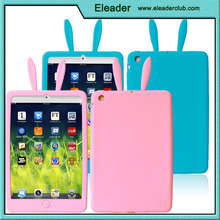 OEM bunny soft rubber case cover for ipad mini