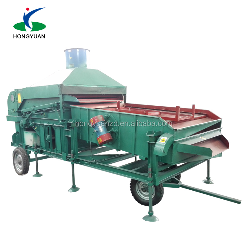 High capacity Agricultural grain processing machine Screening Machine