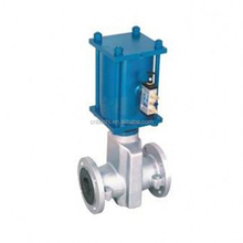 Air-operated Cast iron Flange Pinch Valve