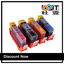 670 ink cartridge for refillable ink cartridge for hp 4615 printer