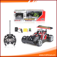 Remote control plastic 4ch electric mini racing rc racing toys car