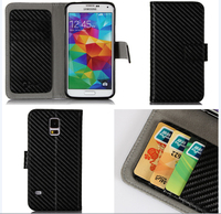 With Many Card Slots Design Luxury Mobile Phone Cases For Samsung S5
