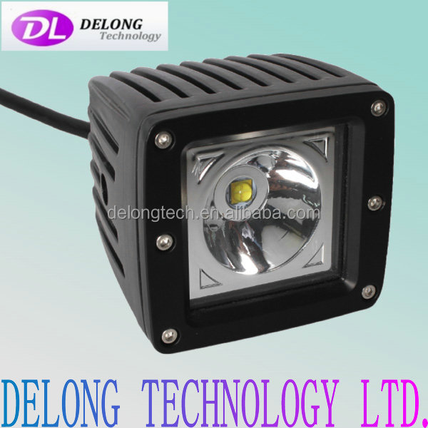 1000lm 15w led offroad light for truck,tractor,Jeep,Offroad,Car,SUV