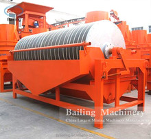 Dry Drum type Magnetic Separator for Magnetite, magnetic pyrite, baking ore and titanium of iron ore