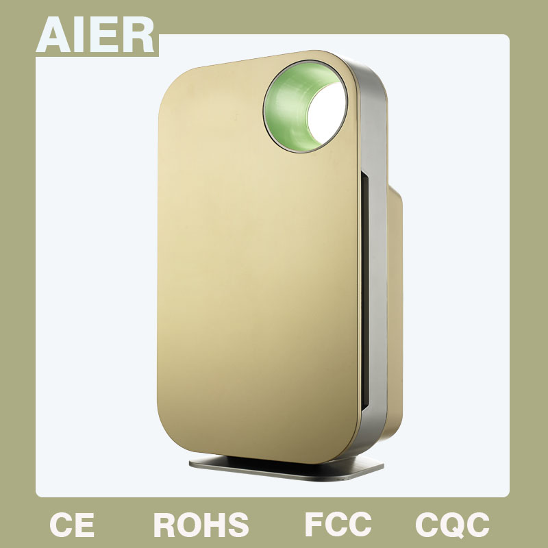 best ozone generator air purifier with true hepa filter made in China