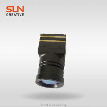 ATOM500 high resolution micro long distance detection surveillance thermal imaging camera