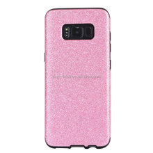 Bling Sequin TPU Case For Samsung Galaxy S8,Diamond Shiny tpu cell Phone Case For Samsung Galaxy S8