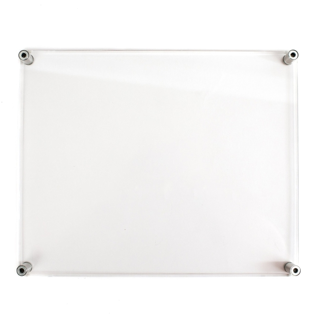 8.5x11 Inches A4 Paper Insert Acrylic Sign Photo frame Holders
