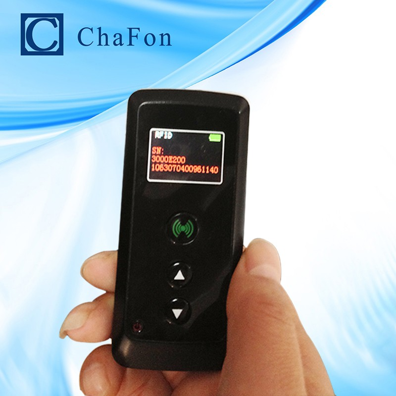 Storage data offline uhf rfid bluetooth smart card reader android