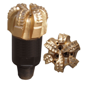 Long Lifespan Power Tools Popular China Suppliers PDC Bit