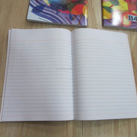 Office Stationery A5 A6 PU Leather Notebook With Elastic Band