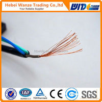 Tinned plated copper wire for braided wire, stranded wire, network cable and so on