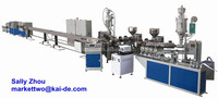 polyethylene aluminum composite pipe machine