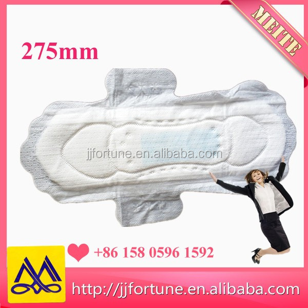 Cotton surface Ultra thin sanitary napkins (240mm, 260mm, 280mm, 310mm)