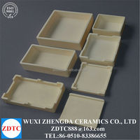 Alumina ceramic boat/crucible