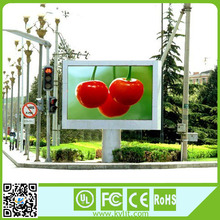 5500cd/sqm 1/4 scan p10 outdoor led tv display panel