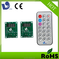 pcb design and assembly audio mp3 module sd memory card pcb circuit board