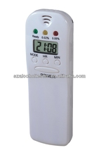 LED Alcohol Breath Tester With Clock/Mini Portable LCD Digital Alcohol Tester//Alcohol Detector/Breathalyzer