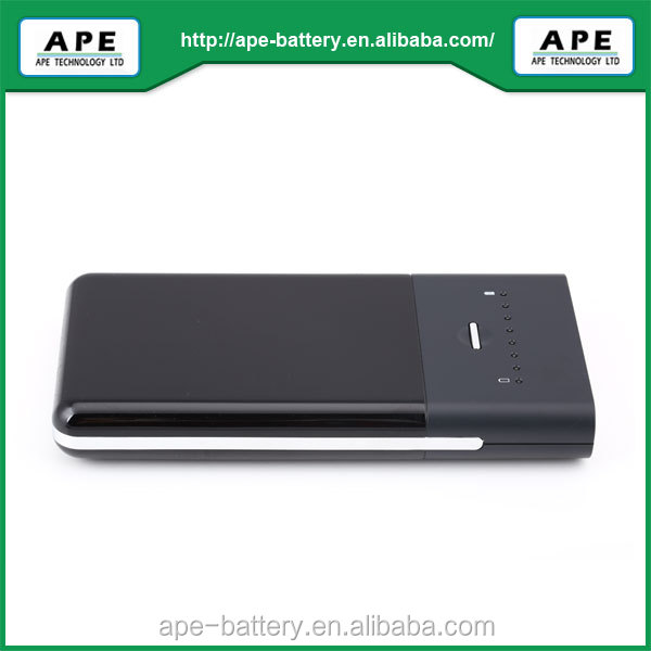Multiple voltages external battery pack MP3450I