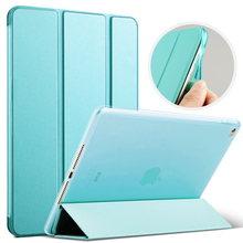 for iPad Air 2 Case, for iPad Air/9.7 Case PU Leather Folio Stand Smart Cover Auto Sleep/Wake Protective Case for Apple iPad