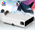 Factory directly Native 1280*800p 3000 Lumens Dlp Home Theater Projector Mobile Phone